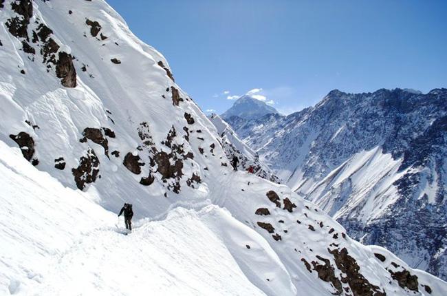 follow the snow summer skiing portillo chile resort