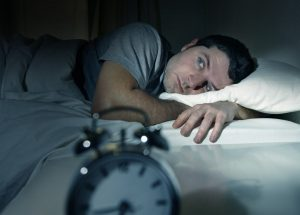 sleep problems temperature