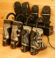 Chinook Wall Mounted Boot Dryer 4 Pair Boot Warmer Amp Dryer
