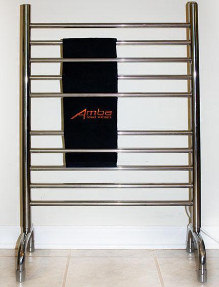Buy Amba Freestanding Towel Warmer Drying Rack At Cozywinters