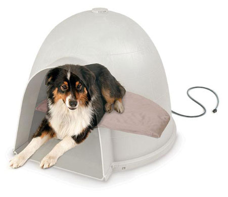 Lectro-Soft Igloo Style Heated Pads