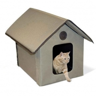 Outdoor Cat House Non Heated