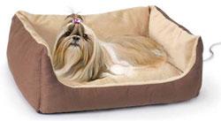 Thermo-Doggy Cuddle Cushion - Heated Dog Bed