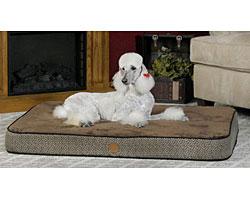 superior orthopedic dog bed - Heated Dog Bed