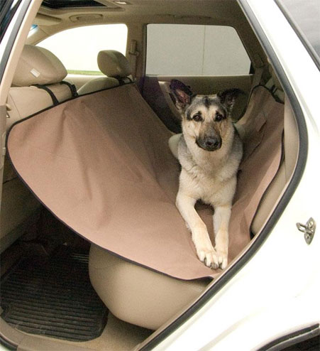 Car Back Seat Protector