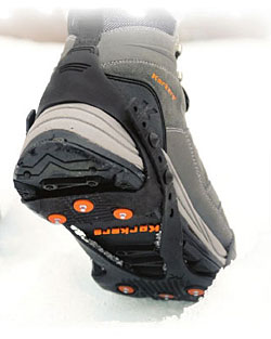 Ice Cleats For Boots Snow Cleats Cozywinters