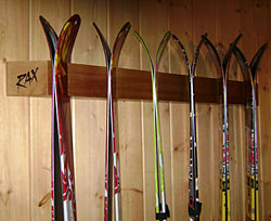 Buy Rax 4x4 Ski Storage And Display Rack At Cozywinters