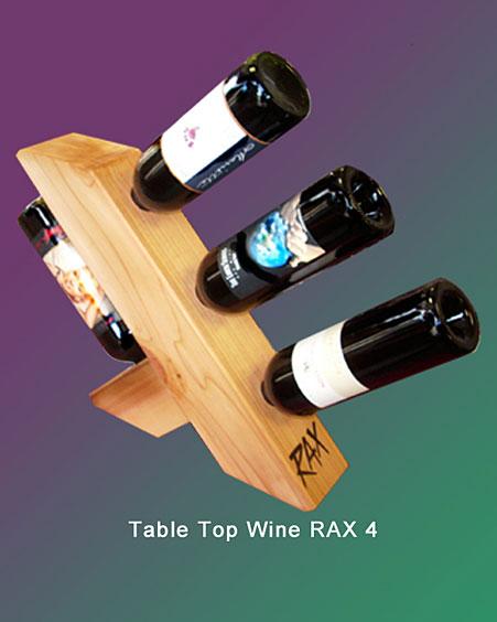 Table Top Display Rack Small Tabletop Wine Rack
