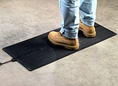 Foot Warmer Heated Floor Mats Cozywinters