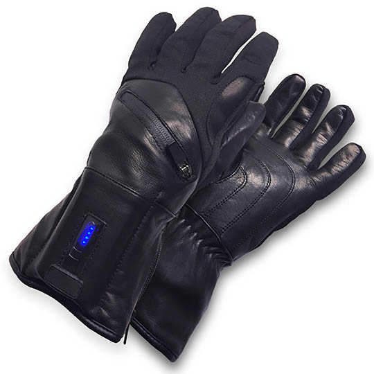 All Purpose Battery Heated Gloves Cozywinters