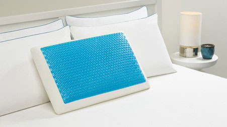 Buy Cerulean Bubbles Hydraluxe Bed Cooling Gel Pillow At