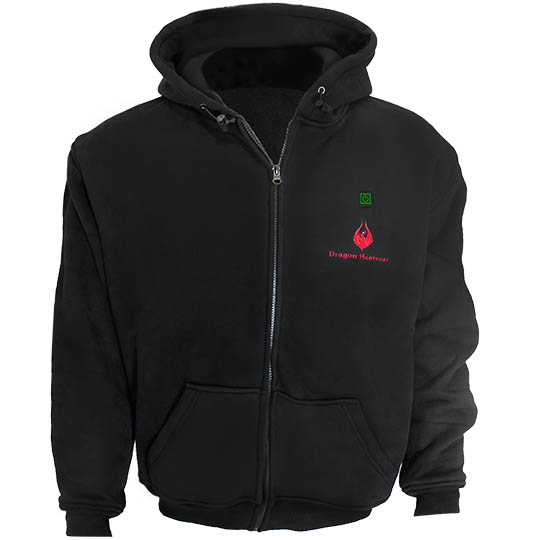 Buy Talon Mens 3 Zone Heated Hoodie Onyx At Cozywinters