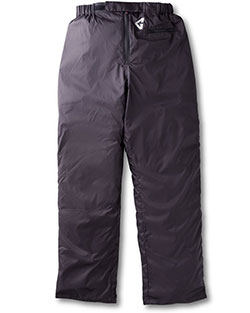 Heated Men's Pant Liner 12v Motorcycle, Size Large Tall G12F15PL-BLK-LARG-TAL
