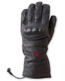 Heated Vanguard Glove 12v Motorcycle, Size Xxlarge GMF15G06-BLK-XXLG