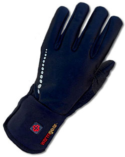 Heated Riding Gloves Battery Heated Bicycle Gloves