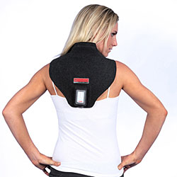 Buy Battery Heated Shoulder And Neck Wrap At Cozywinters