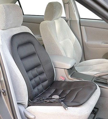 Temperature Controlled Auto Heated Seat Cushions