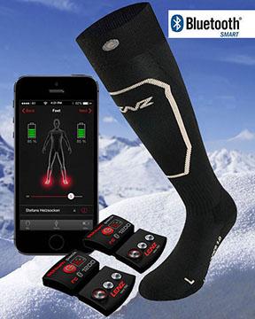 Slim Fit Battery Heated Socks