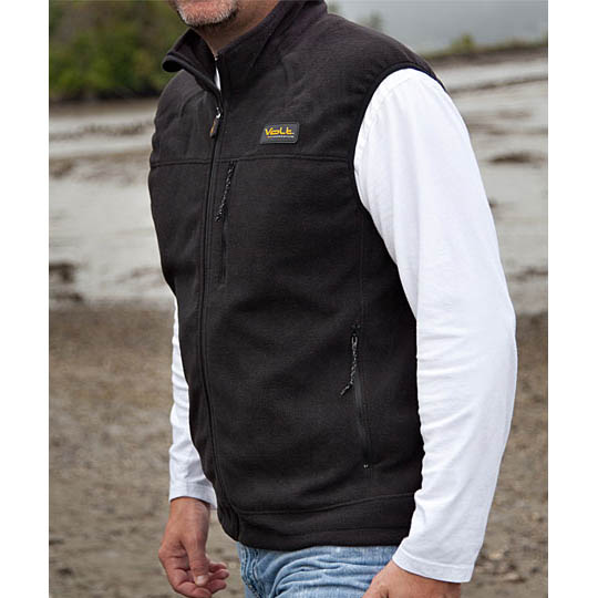 Buy Volt Battery Heated Fleece Vest At Cozywinters