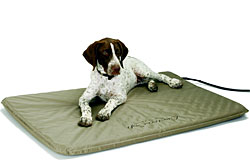 Lectro-soft Outdoor Heated Pet Bed, Size: Medium