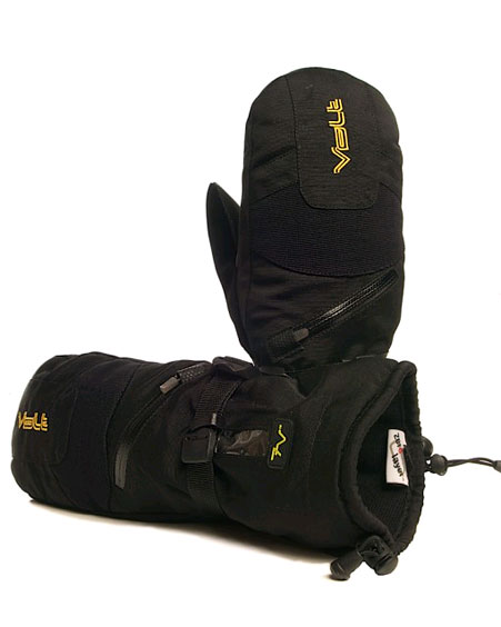 Buy Men S 7v Battery Heated Mittens At Cozywinters