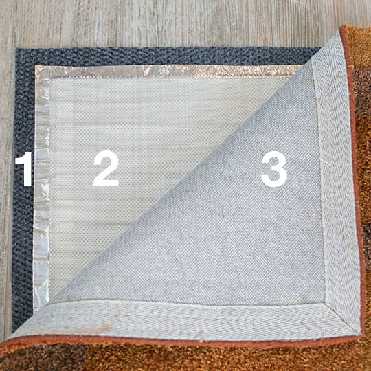 Thermal Insulation Pad For Carpet Non