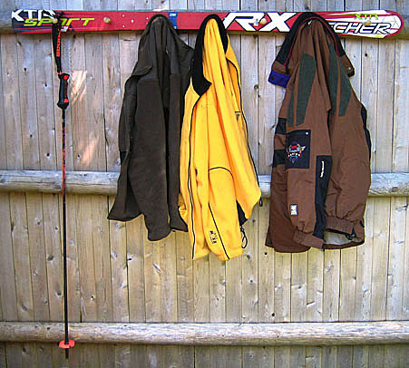 Buy Snow Ski Coat Rack At CozyWinters Custom Buy A Coat Rack