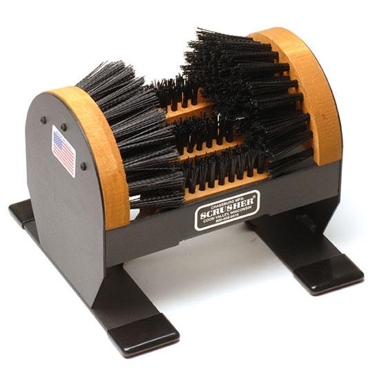 Buy Scrusher Deluxe Boot And Shoe Brush Amp Scraper At