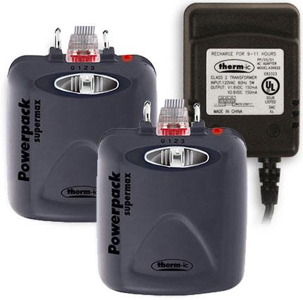 Buy Therm Ic Powerpack Supermax Professional Batteries