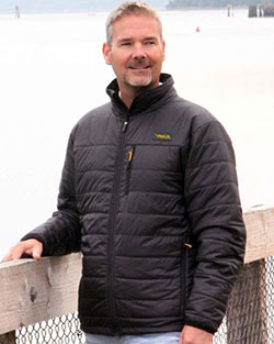 Volt Mens Battery Heated Insulated Jacket