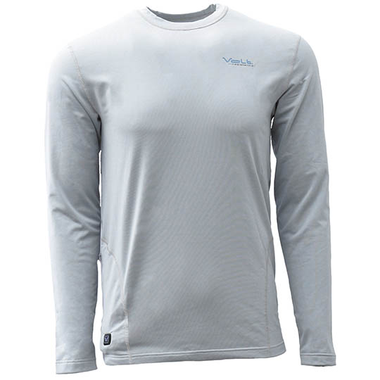 Volt Mens Tactical Heated Base Layer Shirt Medium
