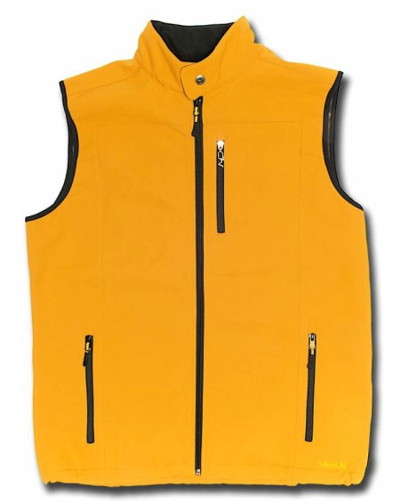 Battery Heated Fleece Vest Cozywinters