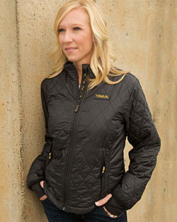 Volt Womens Battery Heated Insulated Jacket