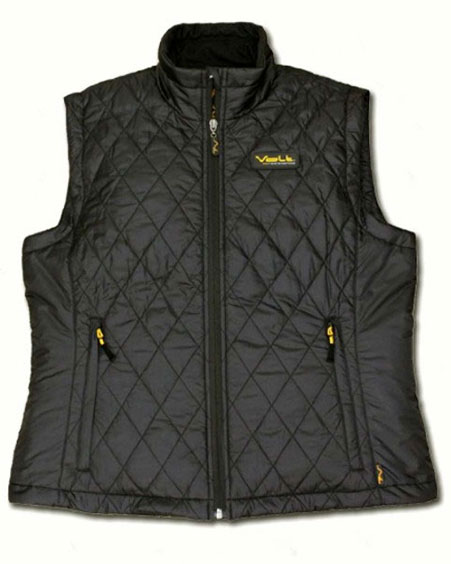 Battery Heated Clothing Heated Coats Clothes Cozywinters >> Volt Women S Battery Heated Insulated Vest