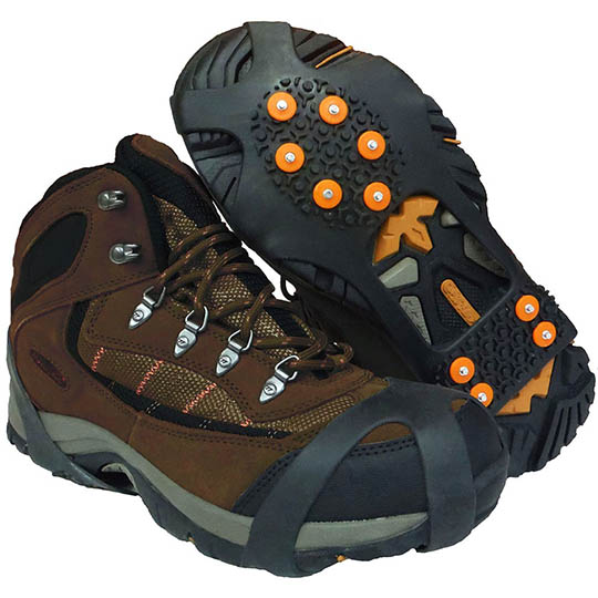 Best Shoe Cleats For Ice