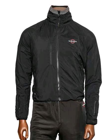 Buy Waterproof Men S 12v Heated Jacket Liner Black At