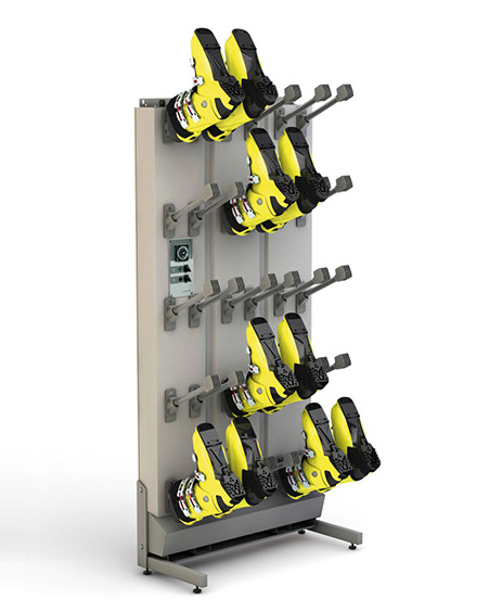 Battery Heated Clothing >> Innova Boot Dryer | Heated Ski Boot Racks | CozyWinters