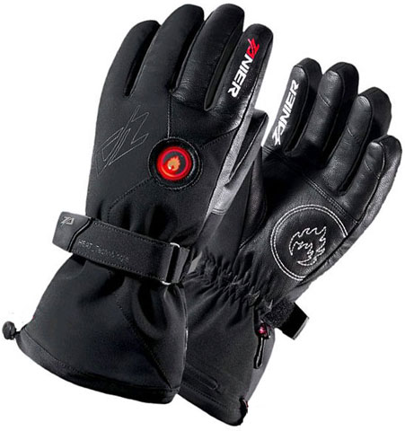 Buy Women S Zanier Heat Gtx Heated Ski Gloves At Cozywinters