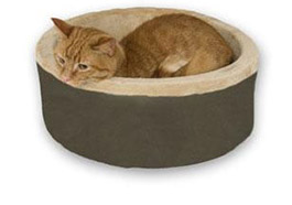 Heated Cat Beds