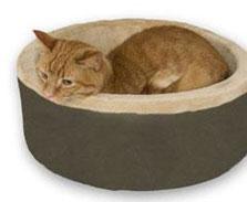 Heated Cat Beds
