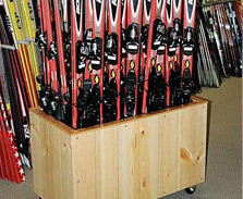 Storage Racks And Display Solutions Sports Equipment Storage